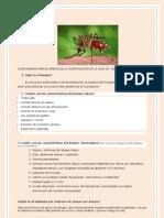 Cuestionario Para Previo de La Investigacion Del Dengue[1]