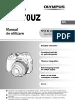 Manual de Utilizare Olympus SP-570UZ