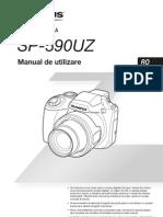 Manual de Utilizare Olympus SP-590UZ