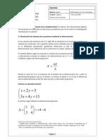 Algebra Sistemas de Ecuaciones