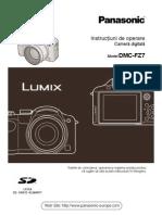 Manual de Utilizare Panasonic FZ7