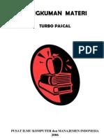 27367932 Rangkuman Materi Turbo Pascal