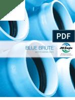 Pvc Awwa c900 Bluebrute