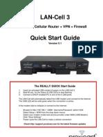 LAN Cell 3 QuickStartGuide