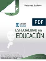 R.I.1.El Sistema Educativo Ante La Encrucijada Del Cambio Social(1)