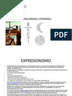 VANGUARDIAS LITERARIAS PPT 4