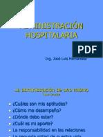 ADMINITRACION HOSPITALARIA