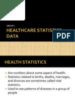 Healthcare Statistics Data
