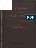 Piazzi Smyth - New Measures of the Great Pyramid