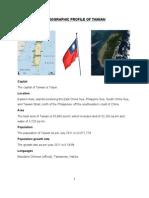 Taiwan Profile