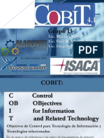 Grupo 13 - Cobit