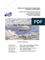 Soil Rehabilitation