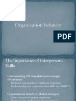 Organisational behavior-UT1-1