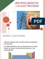 Principios Basicos de La Electricidad