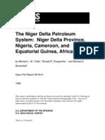 Geology of Niger Delta