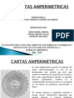 Cartas Amperimetricas 2