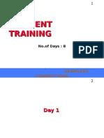Accent Training Module
