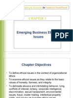 ETHC 301 - Chapter 3