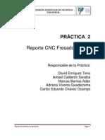 CNC Reporte
