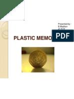 Plastic Memory 403