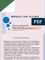 SENTECIA IVA 1  C-916  16-11-2010