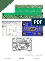 Printed Circuit Board Design Guide - Jan Zumwalt - 2017