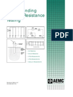 Understanding of Ground Resistance Testing