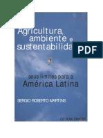 Agricultura, Ambiente e Sustentabilidade