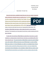 Black Butler Essay