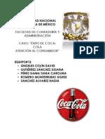 Ventas Caso Coca