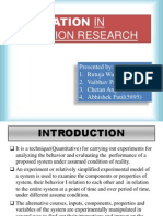 Simulation Model Ppt