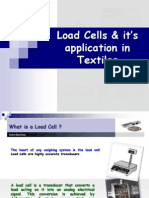 Load Cell & Its Application in Textile