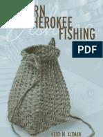 Eastern Cherokee Fishing Book