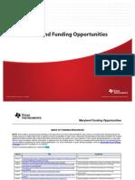 Funding Md