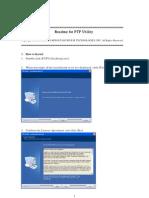 FTPUtility Readme E