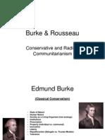 Burke & Rousseau