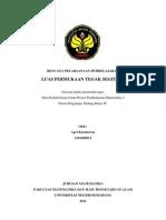 RPP Luas Permukaan Prisma