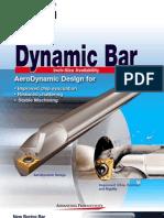Dynamic Bar Brochure Inch