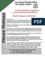 DOJ Presser Response 121511