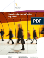 SCF-Small Cells White Paper