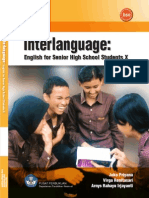 Kelas X SMA Interlanguage Joko Priyana