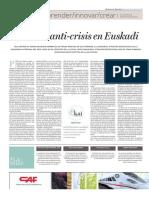 Politicas Anticrisis en Euskadi Noticias de Gipuzkoa 2012 04 08