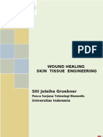 Tissue Engineering - Skin Wound Healing - Siti Julaiha