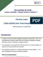 Inegalites s en France Diapos