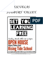 Escuela Sudbury Valley