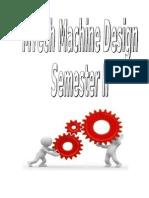 Machine Design Second Semester