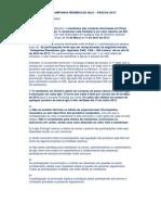 Regulamento Campanha de Reembolso Iglo - Pascoa 2012