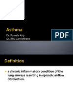 Asthma (Mothers Class)