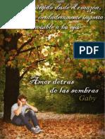 Amor detrás de las sombras - La novela - Gaby