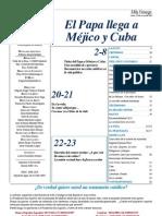 Semanario Católico Alfa y Omega. nº 778. 22 Marzo 2012